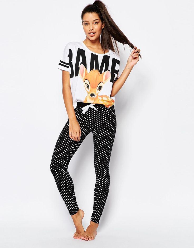 Image 1 - Missimo - Pyjama motif Bambi de Disney