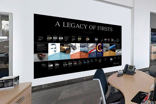 24 best images about history wall examples on pinterest for Corporate mural