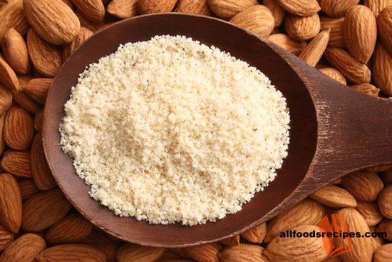 Almond Meal – This is a very useful ingredient to have in your pantry for creating your dishes and also it can be a great alternative for breadcrumbs.    RECIPE : http://www.allfoodsrecipes.com/recipe/almond-meal/