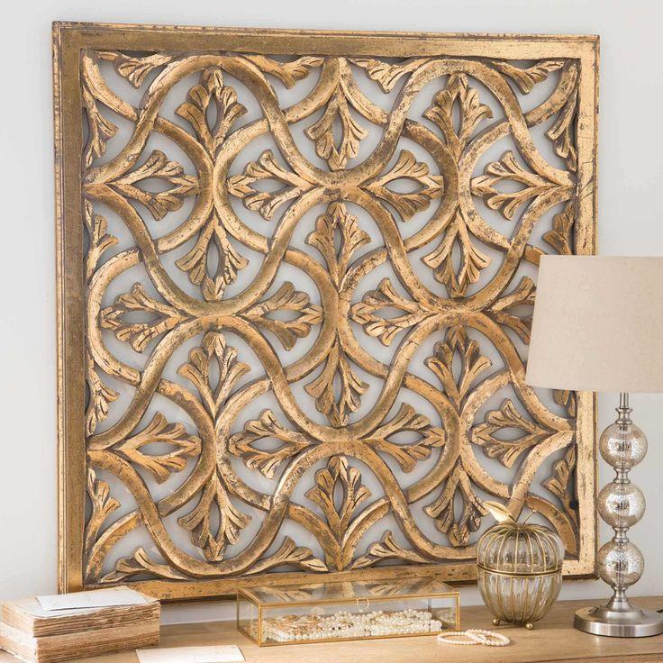 mejores 94 im genes de gold colour crush maisons du monde en pinterest espejos cuarto de. Black Bedroom Furniture Sets. Home Design Ideas