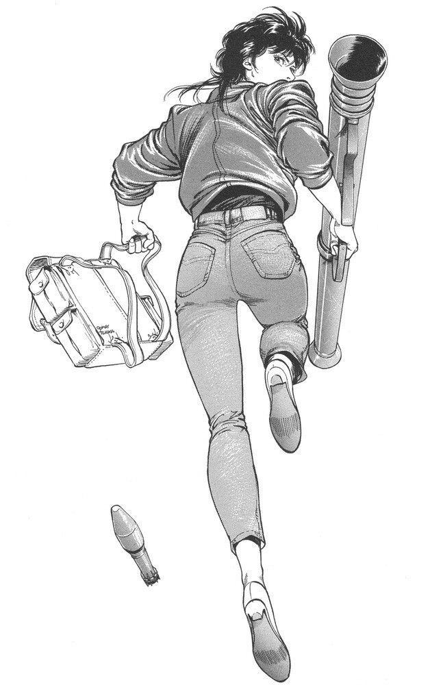 City Hunter - Kaori