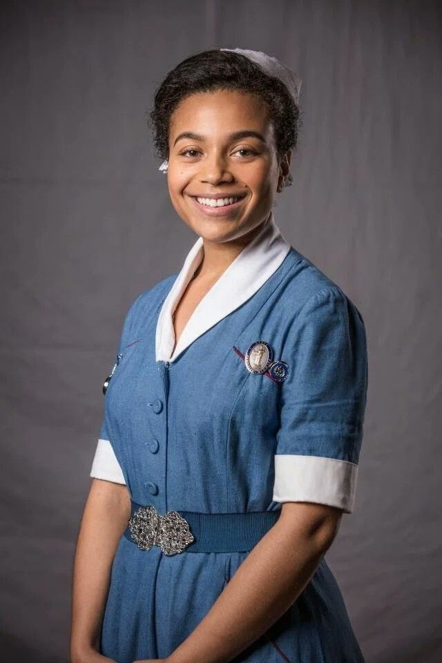 LEONIE Elliott is an English actress best known her role in Black Mirror and as Cherry Patterson in the Lenny Henry comedy-drama Danny and the Human Zoo in 2015.  She has just joined the cast of Call The Midwife, as Nurse Lucille Anderson – the first West Indian midwife to feature regularly in the BBC drama.