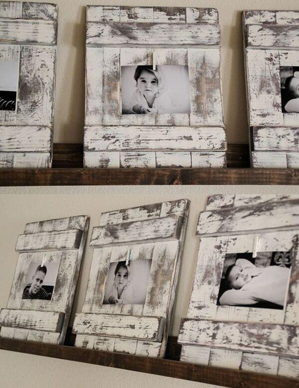 Fotolijst sloophout