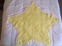 """STAR"" Baby Afghan $30.00"