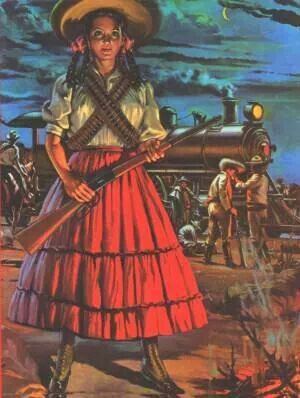 Women of the Revolution ( Mujers de la Revolucion)