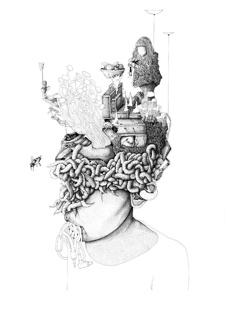 #SamBrookes, Sentimental Rot #drawing #awesome