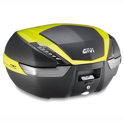 Scontato del -15% approfittane ora! Bauletto Monokey V47 Tech giallo fluo 47 lt GIVI. Pagamenti sicuri, reso facile, garanzia 2 anni.