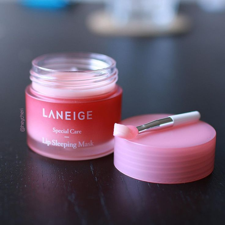 This lip mask is EVERYTHING. Laneige lip sleeping mask. This is NOT a balm. It's an amazing gel that repairs and hydrates and plumps your lips overnight to fill in fine lines and give your lips that oooooomph. Korean beauty brand Laneige is literally my favorite.