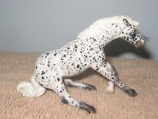 Breyer SM G4 Reiner CM to Appaloosa by Kimberley Harvey
