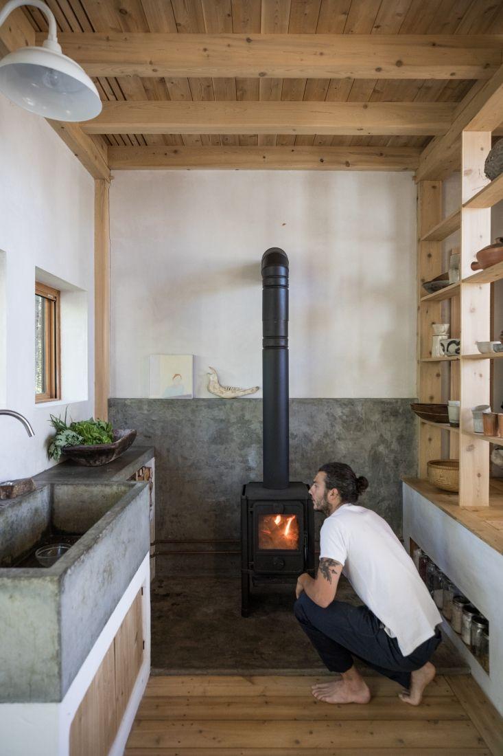 Anthony Esteves in Soot House Kitchen, Photo by Greta Rybus