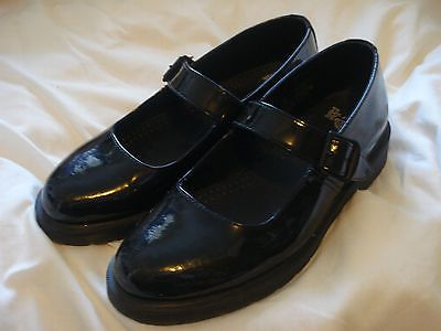 Size 9 Dr Doc Martens Black Patent Mariel Mary Jane Dolly ...