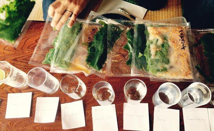 André Chiang, considerato il cuoco numero 5 in Asia, lavora su succhi e fermentazioni per creare nuovi abbinamenti con il cibo