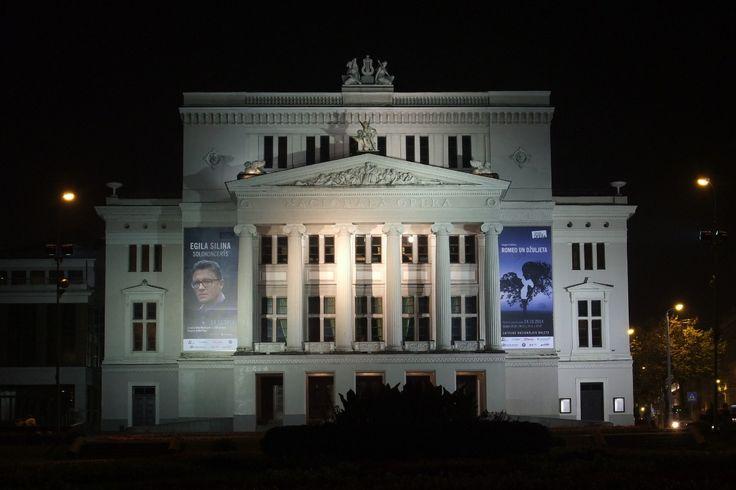 Opéra National. Riga.
