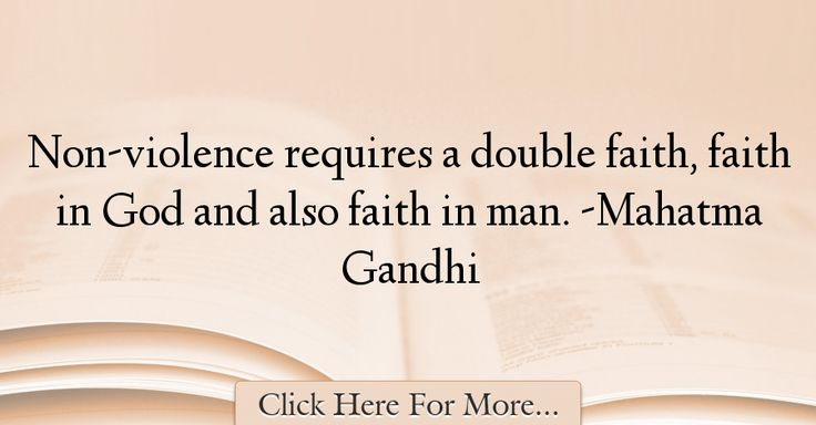 Mahatma Gandhi Quotes About God - 27909