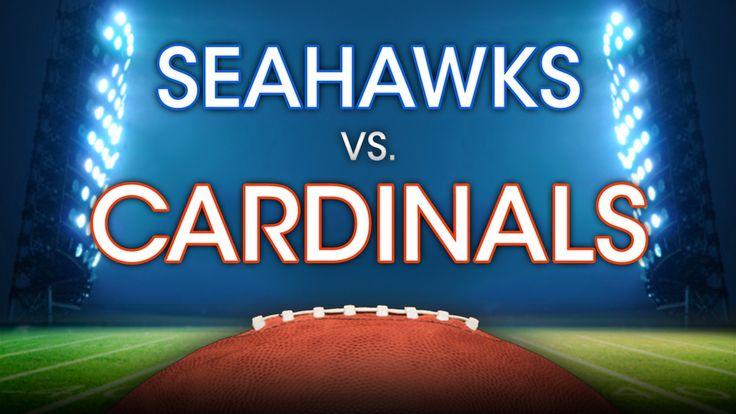 Glendale, Nov 9: Seattle Seahawks vs. Arizona Cardinals