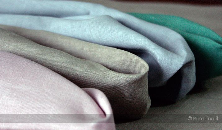 Napkins 100% linen stone washed  www.purolino.it