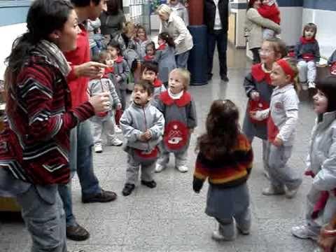 Saludo de Bienvenida del Jardin de La Sierra. Jueves 03/09/2009