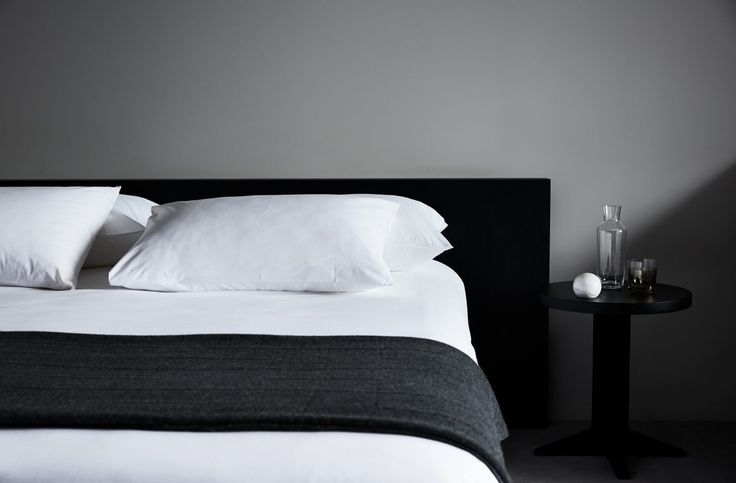 Custom-made king size bed
