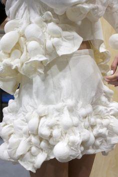 how make soft bubble textures - creative fabric - بحث Google