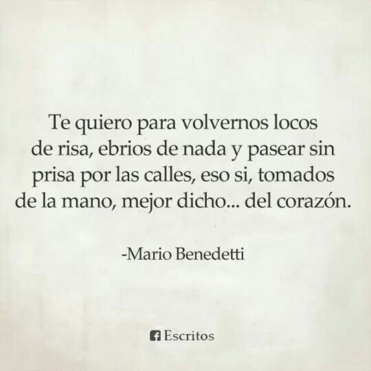 ⚜ Mario Benedetti...