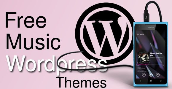 Free Music #WordPress Themes that will make your website groove!.