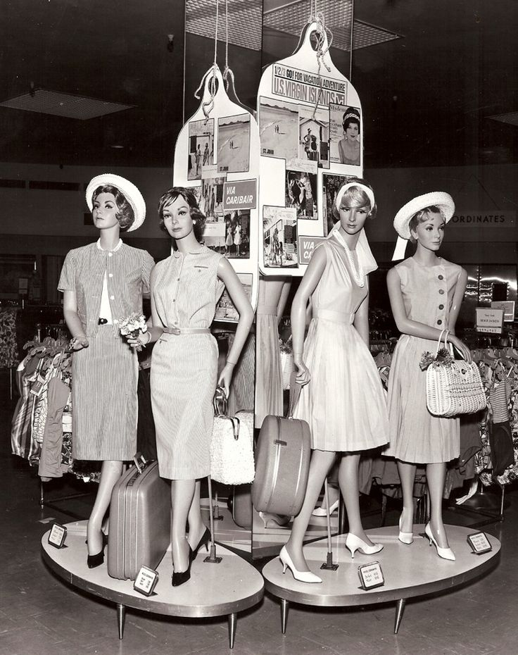 1950 clothing store