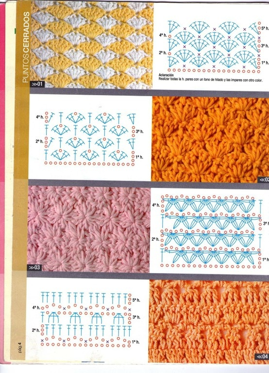 118 best Patrones de Crochet images on Pinterest   Crochet patterns ...