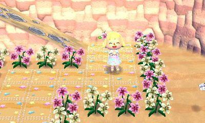 Animal Crossing New Leaf Sand Shell Path Qr Codes Animal