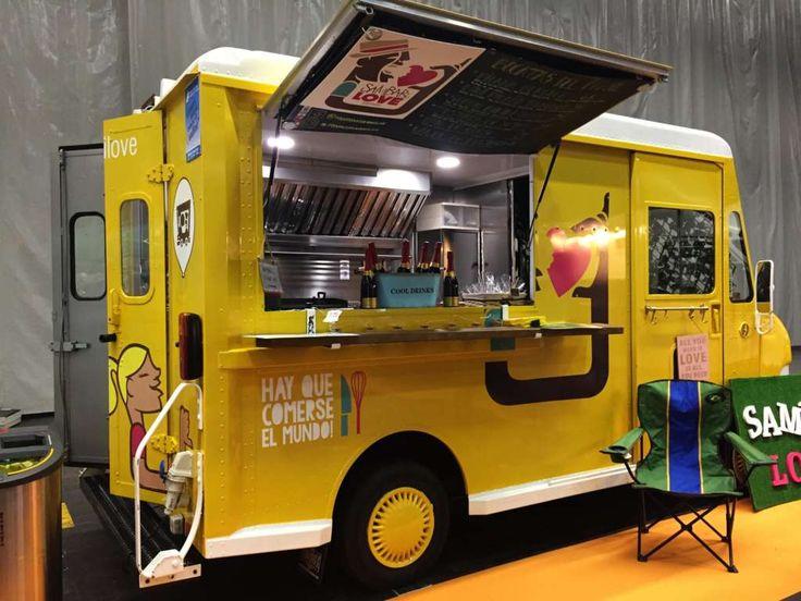 Foodtruck Forum la feria de la comida sobre ruedas - Sambar Love