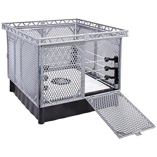 Wwe Steel Cage Accessory Action Figures Walmart Com Gifts For