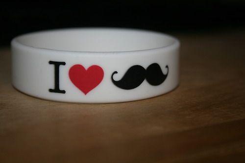 mustache | Tumblr