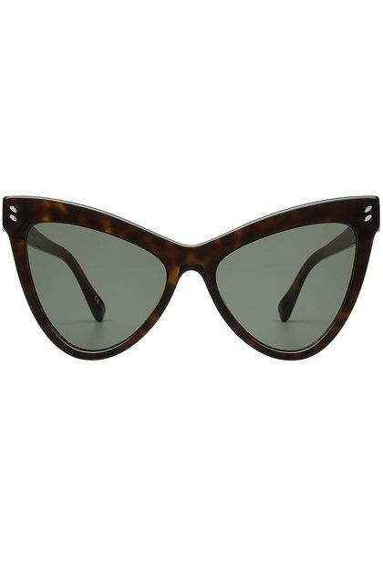 STELLA MCCARTNEY EYEWEAR - Cat-Eye Sunglasses | STYLEBOP