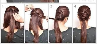 Image result for pakistani hairstyles for girls step by step