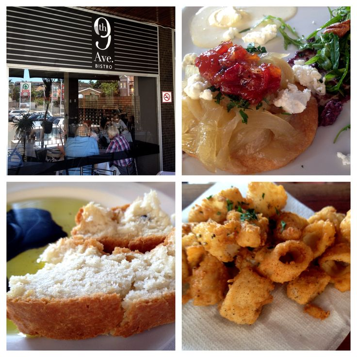 One of the very best places in the city for pasta and bistro -style food, the aptly named 9th Avenue Bistro