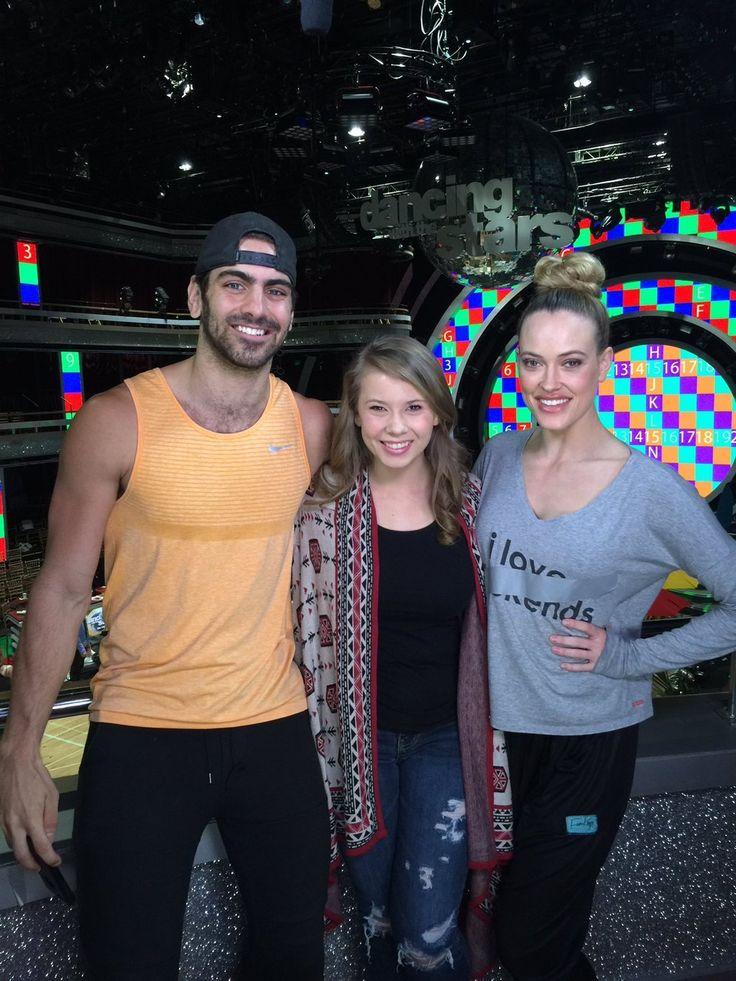 Nyle DiMarco, Bindi Irwin, and Peta Murgatroyd #TeamRedefiningDance