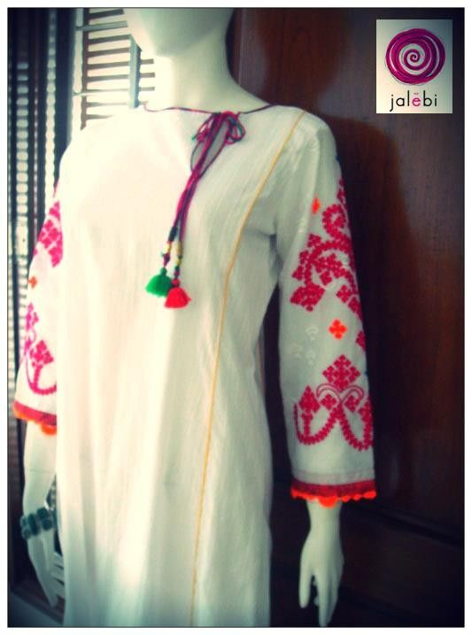 Jalebi Eid Collection 2012 Dresses For Girls-5