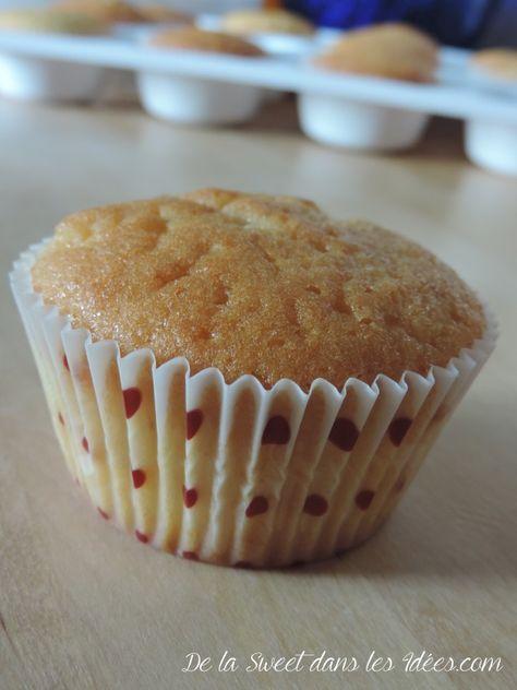 Pâte à Cupcakes de base J'en ai cherché des recettes de cupcakes pour un gâteau moelleux et léger et j'ai souvent été déçue… Gâteaux trop lourd ou trop sec, pâtes qui ne monte pas…