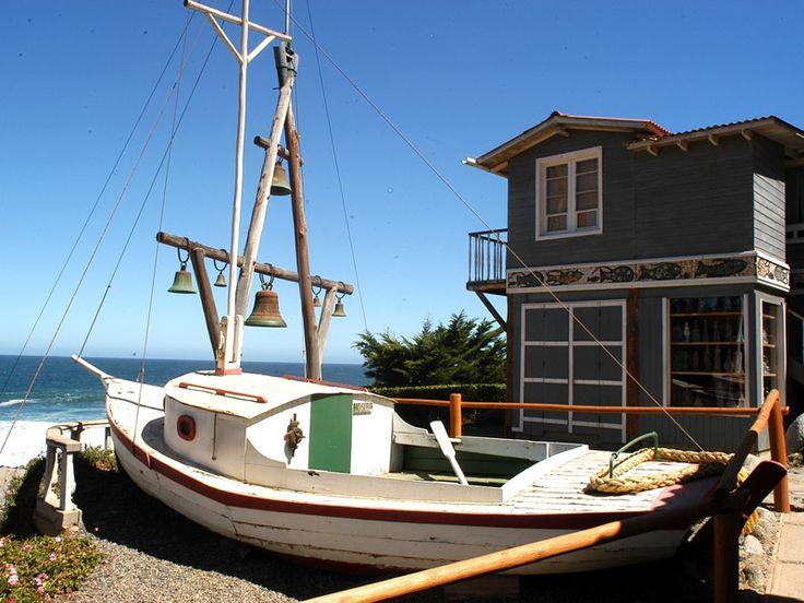 Casa Museo Pablo Neruda, Isla Negra, Chile