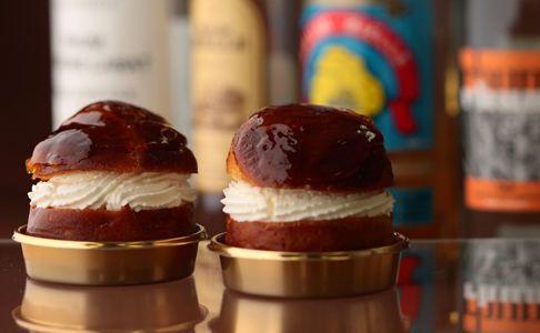 ラム酒風味のババ | PASTICCERIA ISOO - 六本木の小さなケーキ屋 パスティッチェリア イソオ