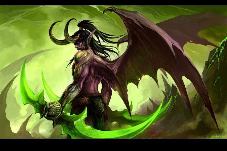 20 Mind Blowing Warcraft Digital Illustrations