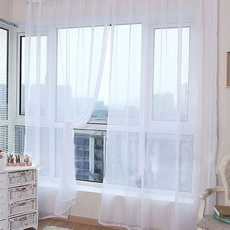 17 Best Ideas About Voile Curtains On Pinterest Big
