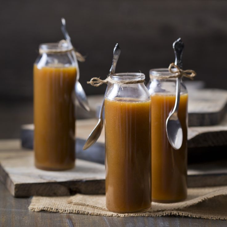Salted caramel sauce | Everyday Cooking for Thermomix Families | Thermomix recipe book