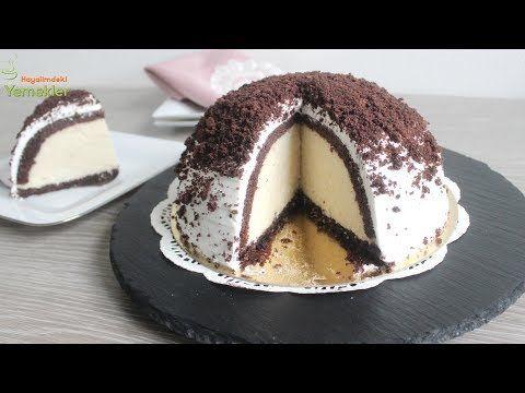 Beğeni Rekoru Kıran Meşhur KÜMBET PASTA Tarifi - Köstebek Pastayı Bir de Böyle Deneyin - YouTube