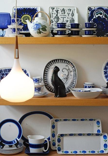 Scandinavian ceramics, http://www.flickr.com/photos/ninainvorm/4927305236/