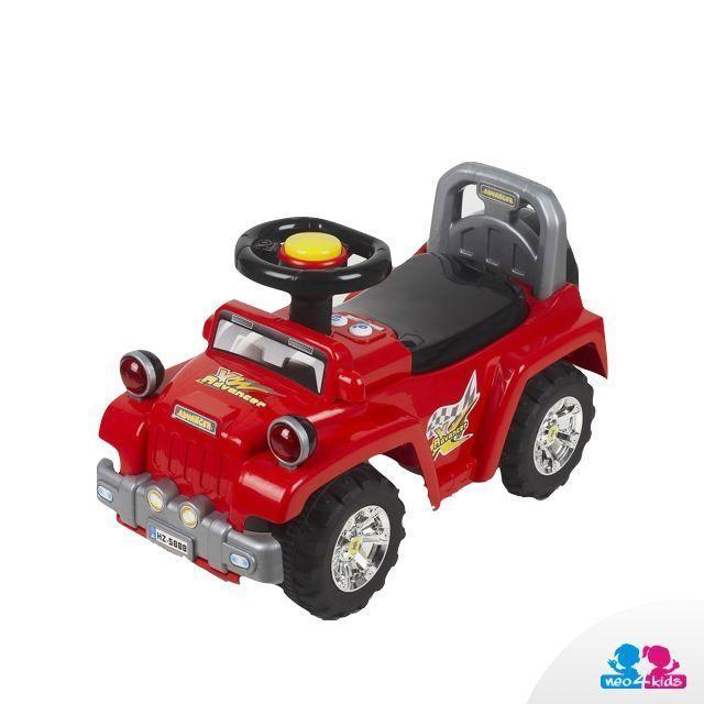 Der Rutscher in Rot gefällt Jungen und Mädchen # spielzeug # rutscher #auto – …