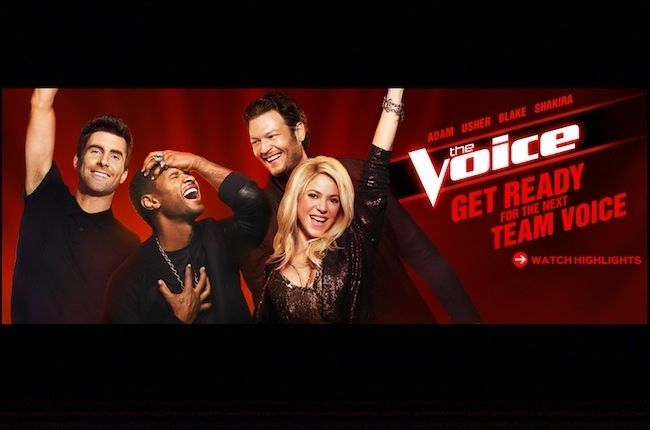 NBC's The Voice, has reached number one ratings and is currently the most watch TV show in America.    http://www.tvguide.com/News/Ratings-Voice-Dancing-1064155.aspx