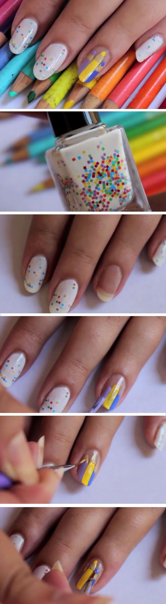 The 21 best Nail Design images on Pinterest | Nail art ideas, Nail ...