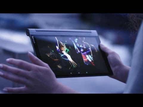 Lenovo Yoga Tab 3 Pro Projector 32GB Black ZA0F0053BG- ElectroStudio
