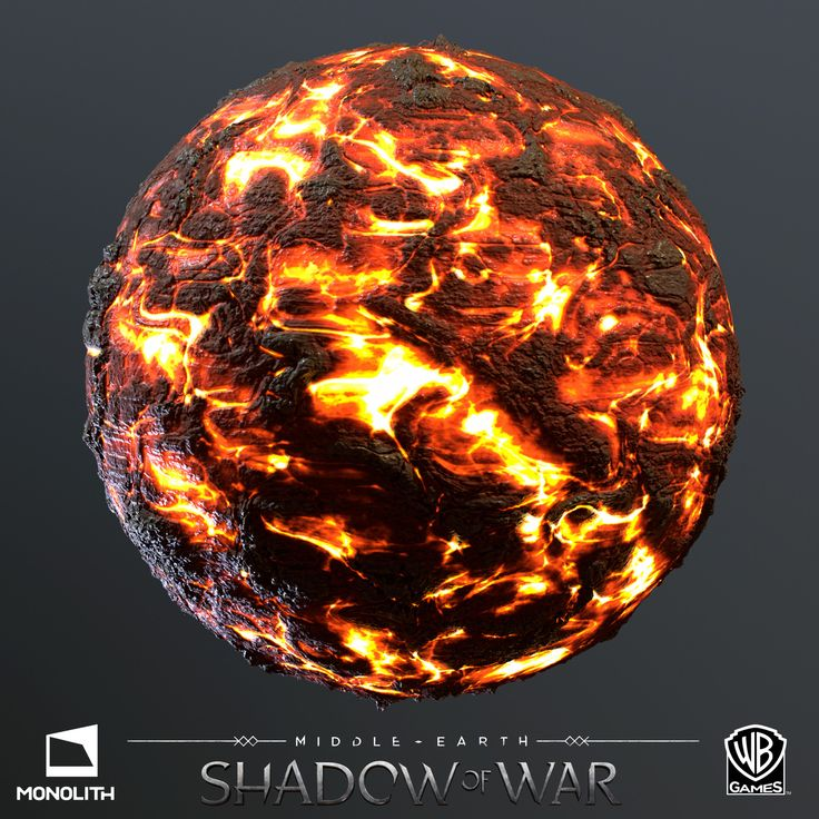Middle Earth Shadow of War Material Art Dump