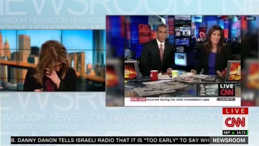 Carol Costello Gets Emotional as CNN Plays Farewell Video During Her Final Broadcast #news #alternativenews